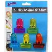 48 Units of Magnetic Clips 5 Pack