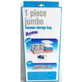 12 Units of 1 piece Jumbo Vacuum Storage Bag - Food Storage Bags & Containers