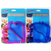 48 Units of Sandwich Cutter Makes Eating Sandwiches for Kids Pleasant - Kitchen Gadgets & Tools