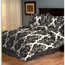 6 Units of 4 Piece Barcelona Comforter Set Twin Size - Bed Sheet Sets