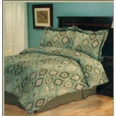 6 Units of 4 Piece Madrid Comforter Set Queen Size - Bed Sheet Sets