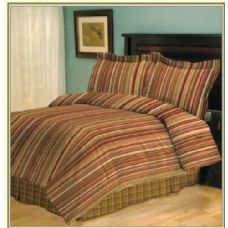 6 Units of 4 Piece Viena Comforter Set Twin Size - Comforters