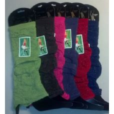 120 Units of Floral Design leg Warmer - Arm / Leg Warmers