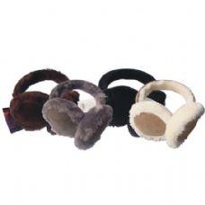 48 Units of Ear Muff HD w/ Fur - Ear Warmers
