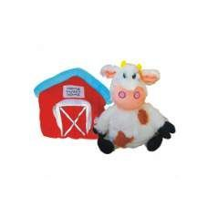 12 Units of Animal Back Pack Cow - Animals & Reptiles