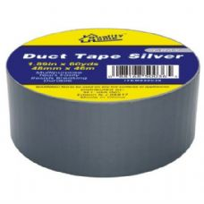 12 Units of Tape Duct Gray 60yds