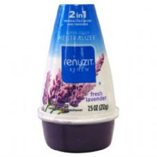 12 Units of Renuzit Adjustable 7.5oz Fresh Lavender - Air Freshener