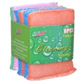 96 Units of Cleaning Sponge 6PCS - Cleaning