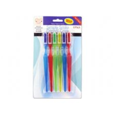 72 Units of Deluxe toothbrush set