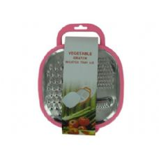 24 Units of Grater with catch tray - Kitchen > Accessories