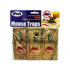 72 Units of Mouse trap value pack - Pest Control