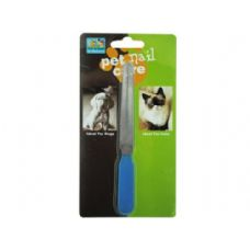 72 Units of Pet Nail File - Pet Accessories