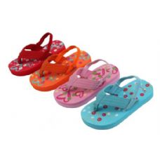 36 Units of Infant's Sandals - Kids Aqua Shoes