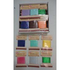 180 Units of Assorted Ribbon Spools - Bows & Ribbons