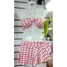 36 Units of 2 Piece Ladies Bathing Suit - Womens Swimwear