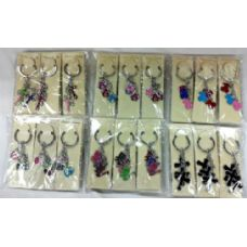 180 Units of Trendy Key Chain Assortment - Pallet / Value Deals