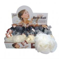 72 Units of Bath Ball Counter Display - Bathroom Accessories