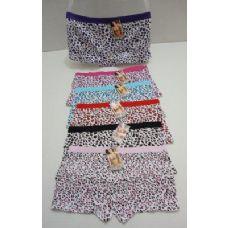 144 Units of  Ladies Panties-Leopard Print - Womens Panties & Underwear