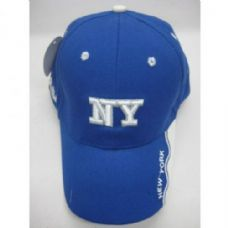 60 Units of Kids NY Baseball Caps - Kids Baseball Caps