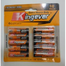 120 Units of 10pk AA Battery - Batteries