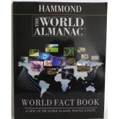 24 Units of Hammond The World Almanac World Fact Book: A View of the World in Maps, Photos, & Facts - Best Selling items