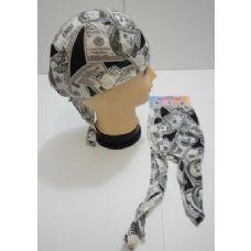 72 Units of Skull Cap-Money - Bandanas