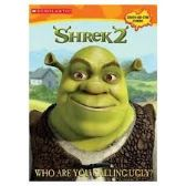 50 Units of Shrek2 Who Are You Calling Ugly Sticker and Coloring Book - Best Selling items