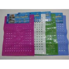 72 Units of Colored Sink Mat - Kitchen