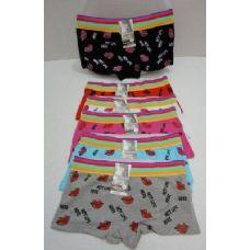 72 Units of Ladies Panties-HOT LIPS HERE - Womens Panties & Underwear