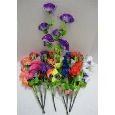 144 Units of 7 Head Flower - Artificial Flowers