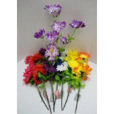 144 Units of 7 Head Flower - Floral/Branches