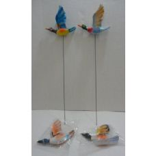 144 Units of Yard Stake with Moving Wings [Duck] - Garden Decor