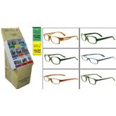 300 Units of PLASTIC ASST Reading Glasses W/ DISPLAY - Reading Glasses