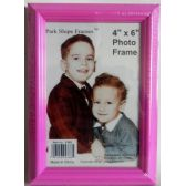 48 Units of 4 x 6 Inch Light Purple Picture Frame - Picture Frames