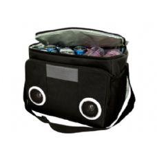 3 Units of MP3 Speaker Cooler Bag - Cooler & Lunch Bags