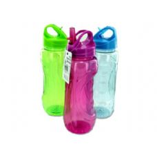 36 Units of Sports bottle with flip straw - Sport Water Bottles