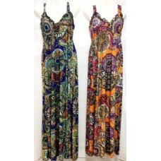 36 Units of Long Dresses - Womens Sundresses & Fashion