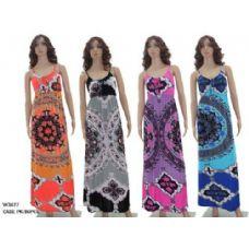 48 Units of LADIES SUMMER MAXI DRESS