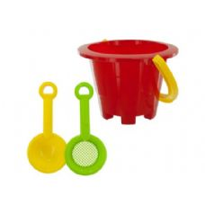 72 Units of Beach Pail and Tools - Beach Toys