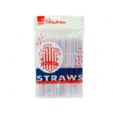 75 Units of Flexible Straws - Straws and Stirrers