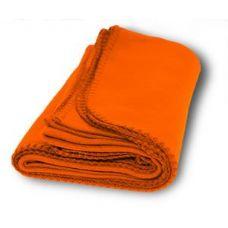 36 Units of Fabric: Polar Orange Color Fleece