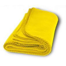 36 Units of Fabric: Polar Yellow Color Fleece