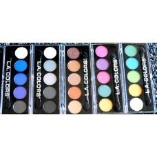 48 Units of eye shadow compacts LA COLORS mixed colors - Eye Shadow