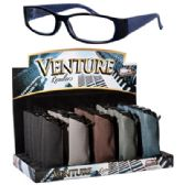 250 Units of Seevix Express Venture 25Ct - Reading Glasses