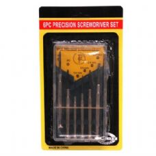 48 Units of 6PC Precision Screwdriver Set Hex Key - Screwdrivers and Sets