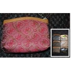 48 Units of Coin Purse w/ zipper and keychain ring - Leather Purses and Handbags