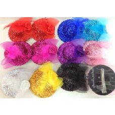 48 Units of Hair Accessary/ Hair Clip Hat For Woman/ Girl - Hair Accessories
