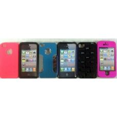 48 Units of Assorted colors and design in each dozen - Cell Phone Accessories