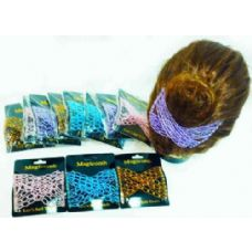 36 Units of Magic Comb Hand Made Hair Accessory - Hair Accessories