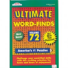 80 Units of Ultimate Word Find